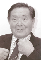 山口良治氏